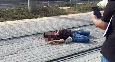 Astagfirullah, Sudah Sekarat Di Brondong Peluru Berkali-kali, Bocah Palestina Ini Masih Di-bully Israel