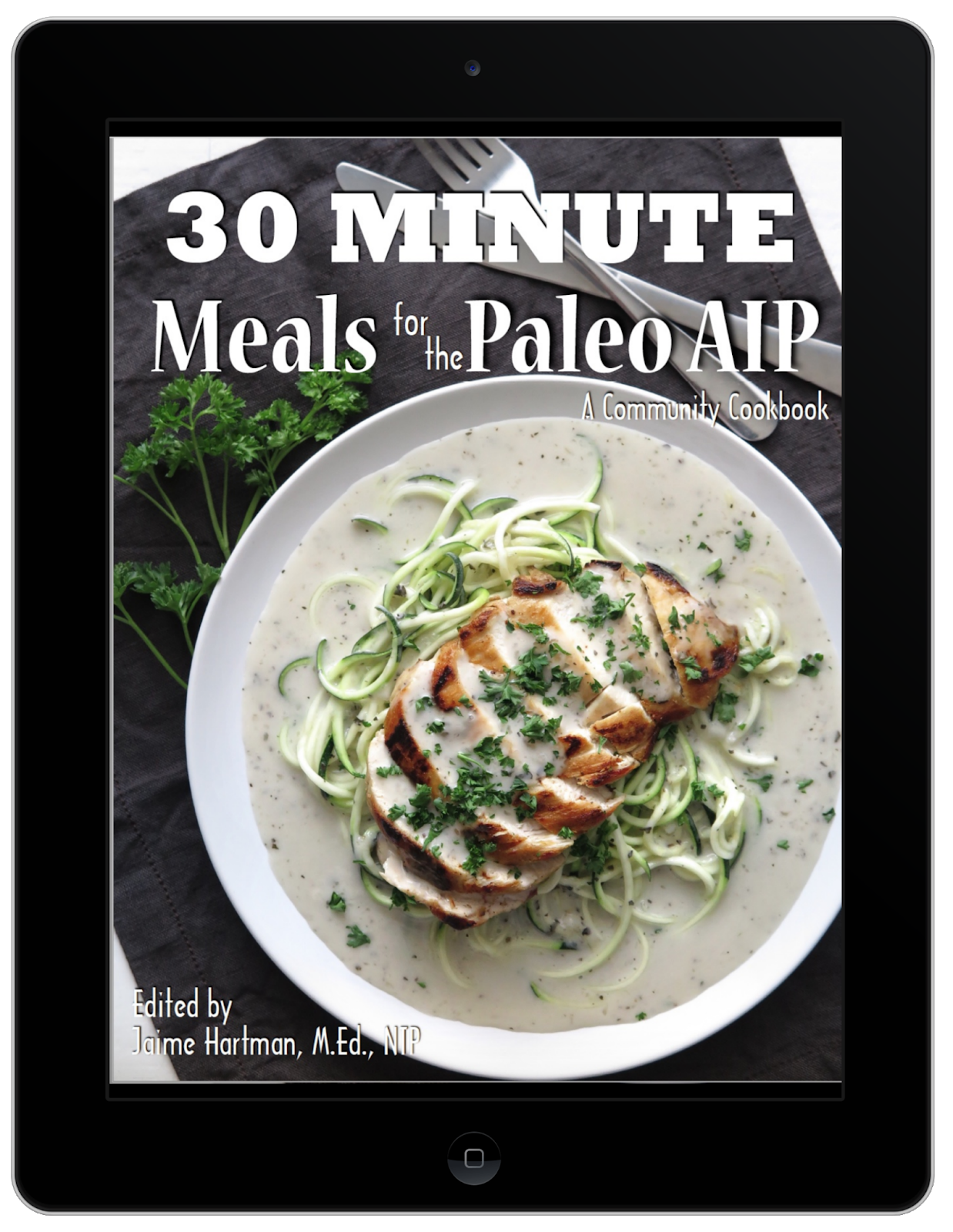 30 Minute Meals for the Paleo AIP ebook!