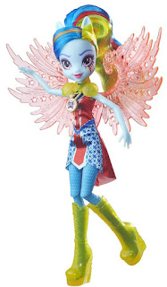 Legends of Everfree Doll Rainbow Dash