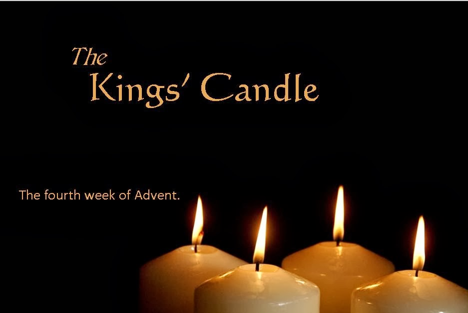 the kings 39 candle the fourth week of advent. Black Bedroom Furniture Sets. Home Design Ideas