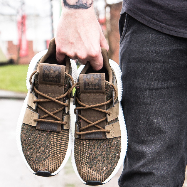 brown trainers for men