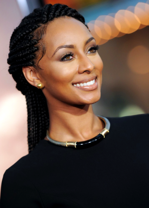 Black Girl With Short Hair Keri Hilson X Braids Of Life