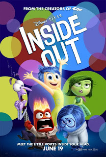 Movie Review (Inside Out 2015)