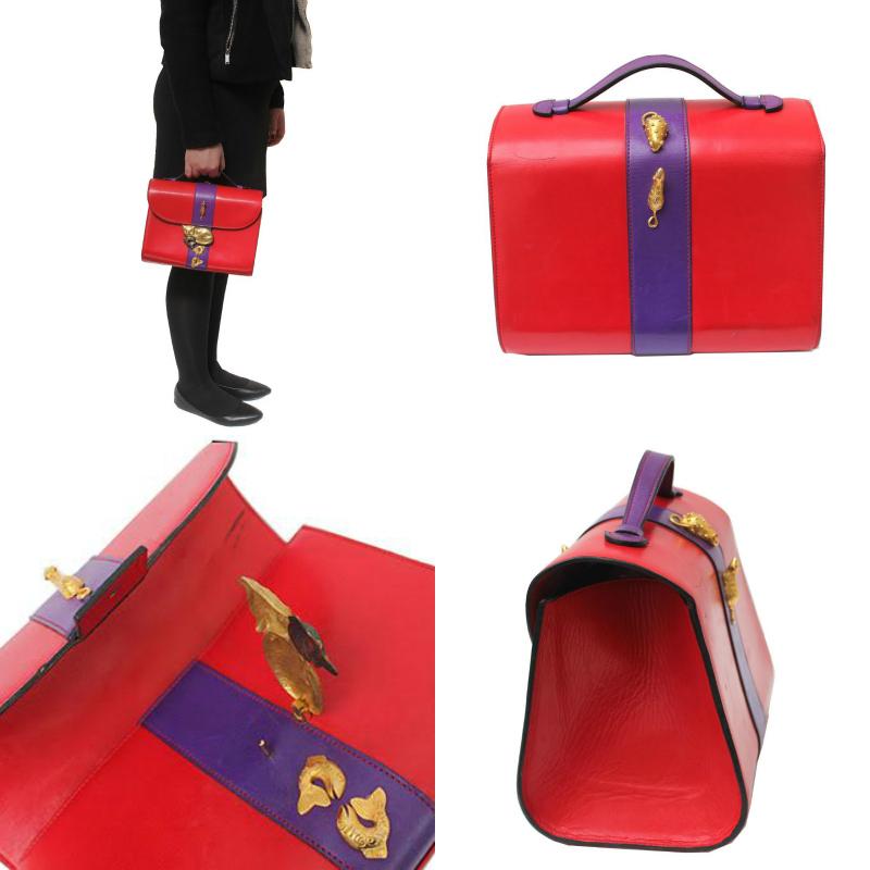 storedandadored designer bag blog: statement bag with metal embellishments