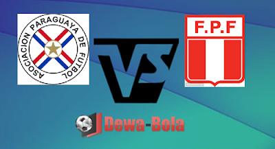Prediksi Skor, Paraguay VS Peru 11 November 2016