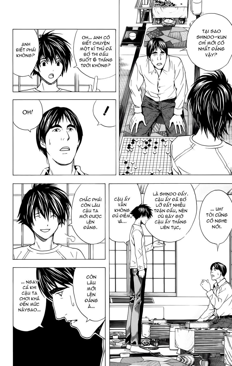 Hikaru No Go hikaru no go chap 149 trang 11
