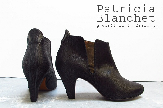 Low boots Patricia Blanchet
