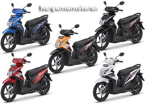 Gambar Harga Motor Honda Beat