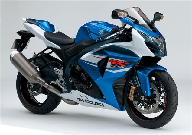 2012 Suzuki GSXR 1000Gsxr 1000