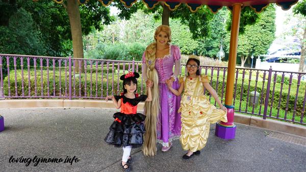 Rapunzel - Hong Kong Disneyland
