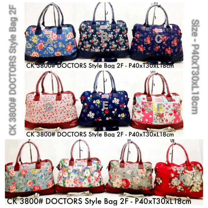 8a1026618c Kipling Shop Indonesia  Cath Kidston 3800  DOCTORS Style Bag 2F - Rp ...