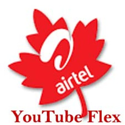 Airtel Youtube flex Data bundle Plan Free Browsing