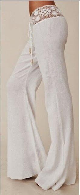 jak zrobić takie spodnie