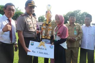Santri Asal Jombang Sabet Juara 3 Lomba Dai dan Daiyah Polda Jatim