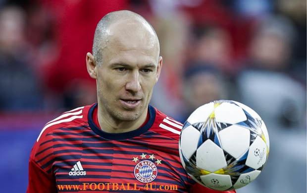 Bayern Munich , Arjen Robben , Borussia Dortmund , Football-4u