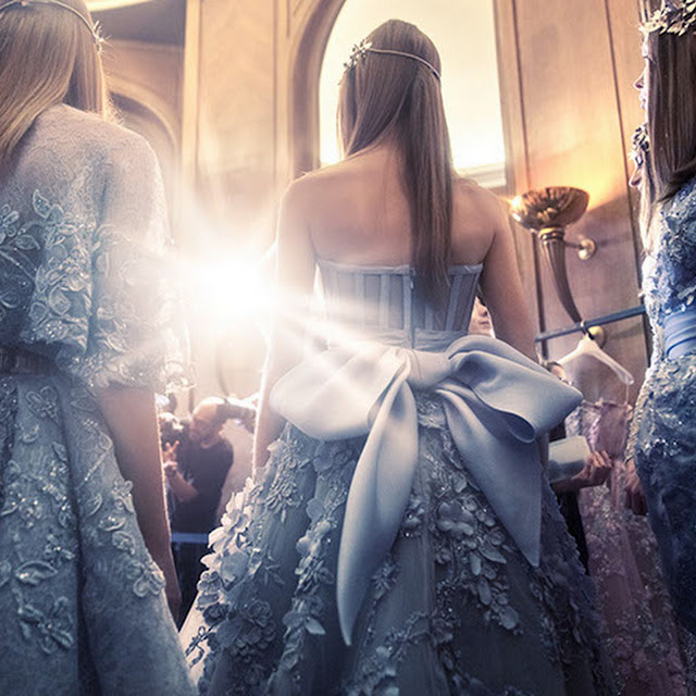 Zuhair Murad Spring-Summer 2016 Haute Couture at Paris Fashion Week