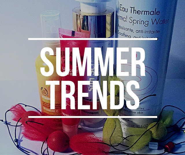 Summer fashion & beauty trends
