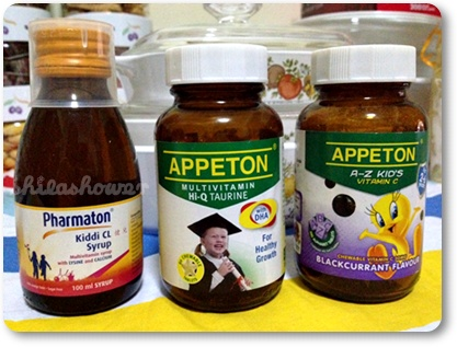 Do You Give Your Child Vitamins