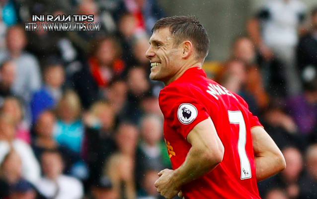 Umpan Milner Disetarakan Dengan David Beckham
