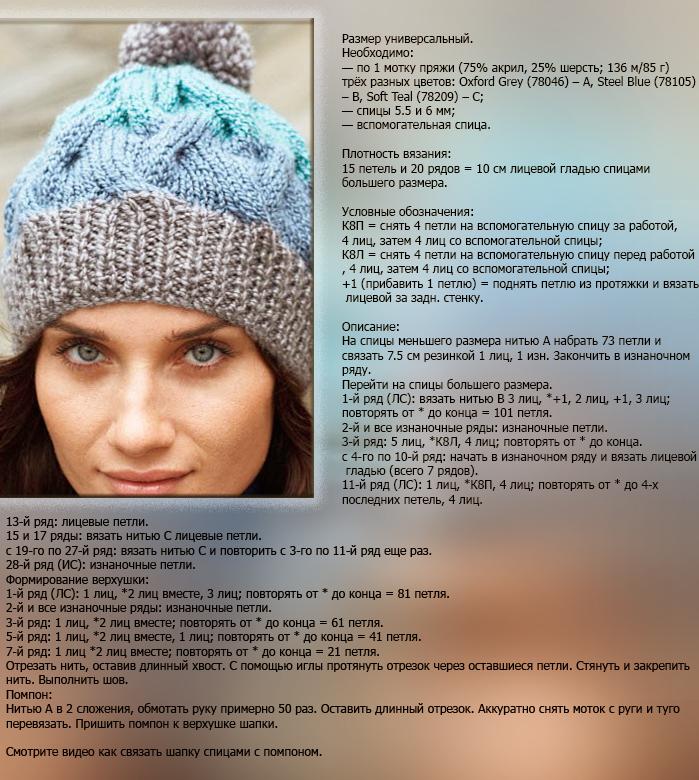 шапка в стиле лало схема вязания создаем моду сами обсуждение на