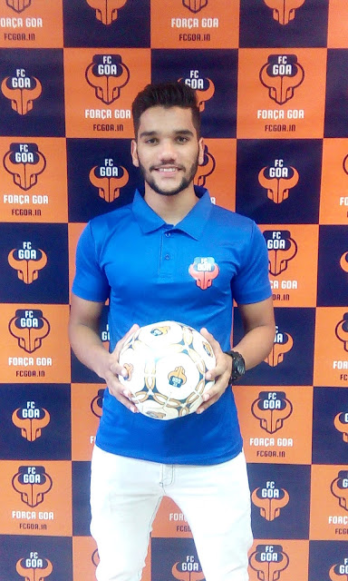 FC GOA CONFIRMS THE SIGNING OF SAHIL TAVORA AND FULGANCO CARDOZO.