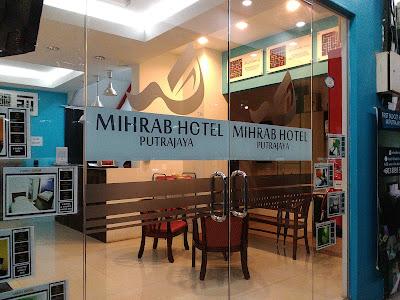 hotel bajet putrajaya