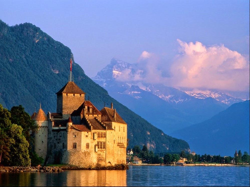 Château de Chillon Swiss