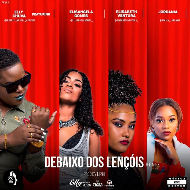 Dj Elly Chuva  Feat. Elisangela Gomes, Elisabeth Ventura & Jordania