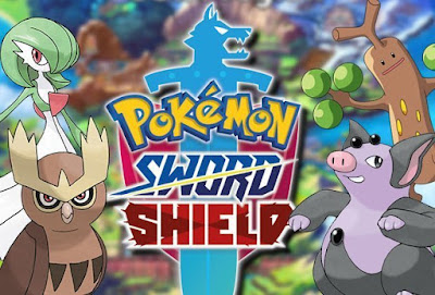 Pokemon Sword and Shield Apk + OBB Full Download Android