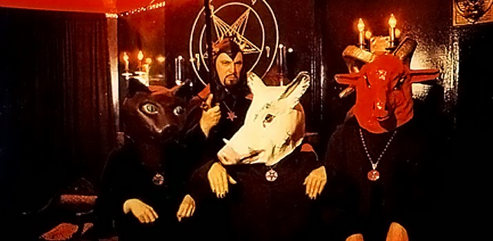 Image result for church of satan masks