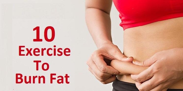 10 Exercises That Burn Fat Than Running
