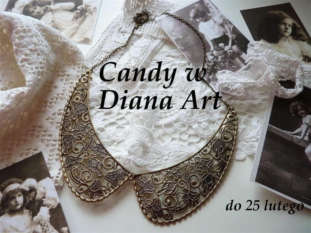 Candy w Diana Art