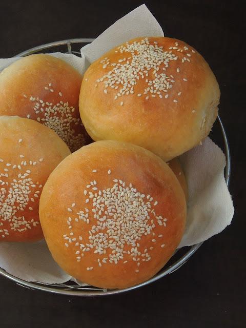 Cemita buns,Mexican Sandwich buns