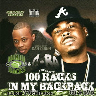 C-Bo – 100 Racks In My Backpack (2006) [CD] [FLAC]