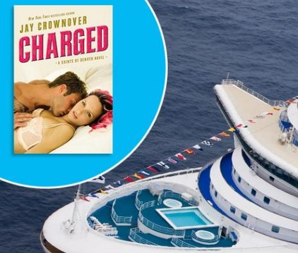 HarperCollins wants you to enter for a chance to win a romantic seven night Mexican cruise on The Ruby Princess, inspired by author Jay Crownover's romance novels and more!