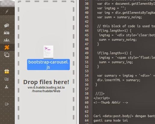 Cara Upload Drag And Drop File Di Ubuntu Sobat Ubuntu