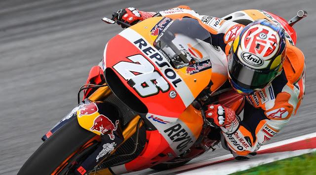 Pedrosa Pantang Menyerah Kejar Juara MotoGP