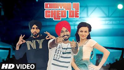 Kudiyan Ni Ched De Love Bhullar Preet Hundal Lyrics