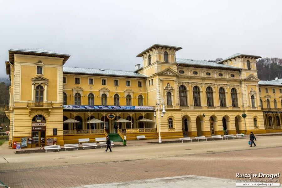 Krynica-Zdrój - Stary Dom Zdrojowy
