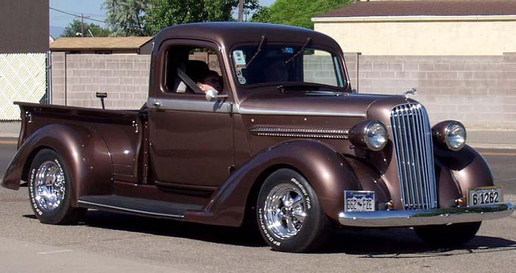 1935 Chevy Pickup Truck Craigslist