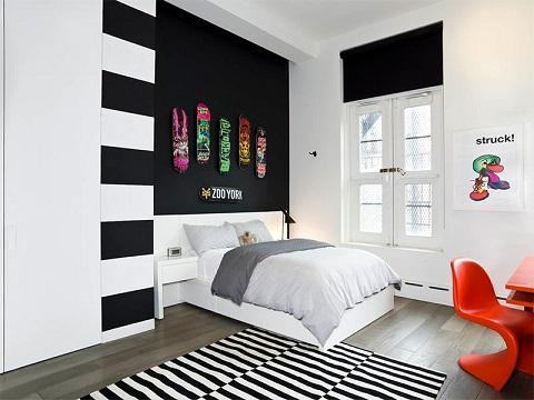 10 cuartos para adolescentes dormitorios colores y estilos for Cuarto adolescente