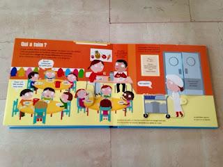 Mon livre animé de l'école maternelle - Editions Milan Jeunesse