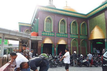 Sumur Tua Masjid Raya Pekanbaru yang Misterius