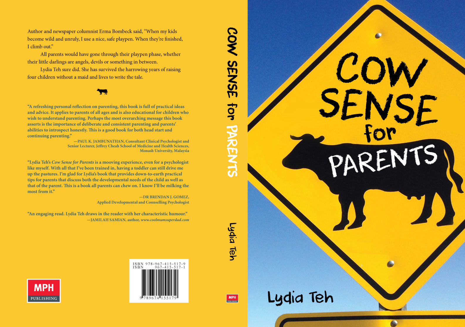 Cow Sense for Parents: 5 Books Giveaway this Mother's Day