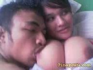 Pinay Big Suso Sabay Kantot ni Boy Supsop