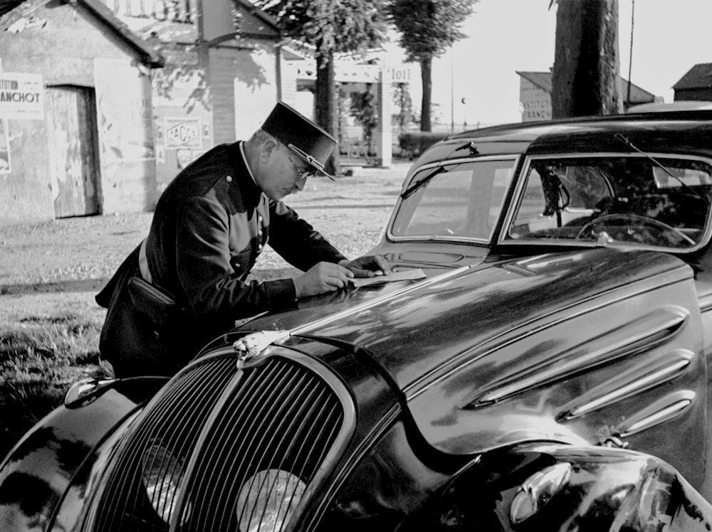 Le flic paris 1937