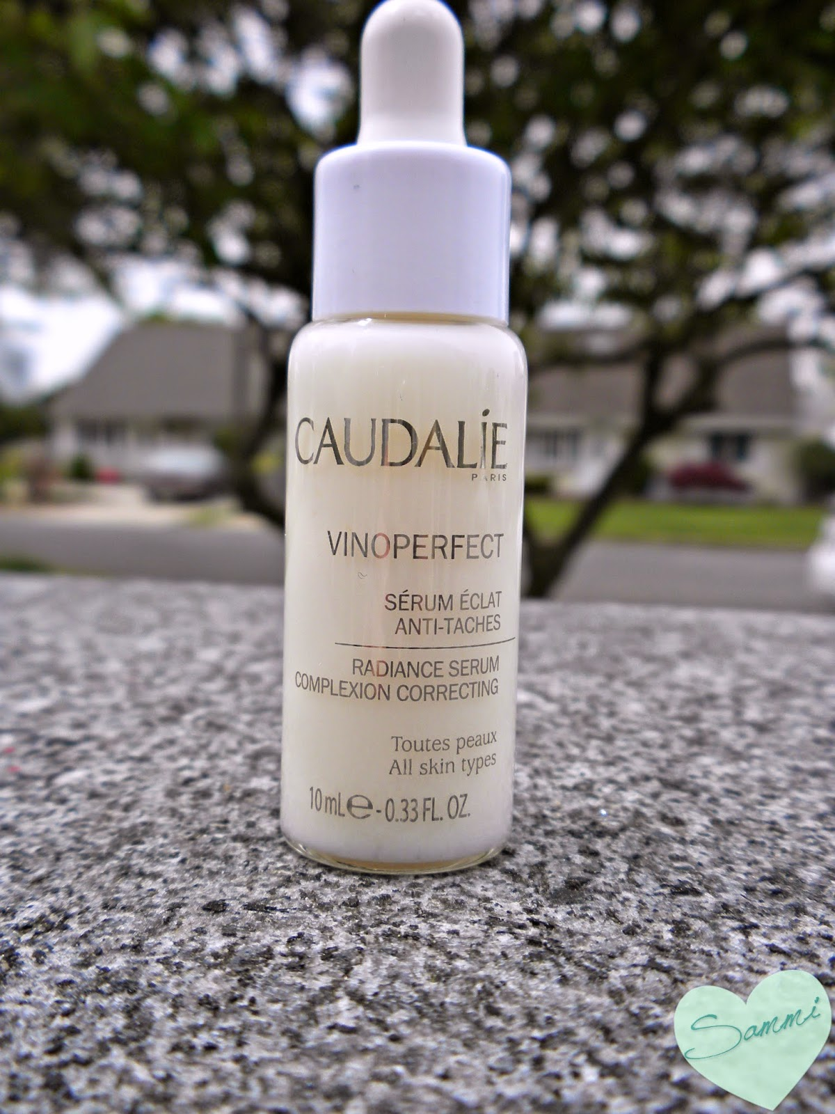 CAUDALIE Vinoperfect Radiance Serum ($79 for 1oz)