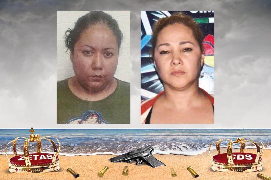 "Disputa de Reinas en Quintana Roo ""Doña Lety ""CDS"" vs ""La Tía"" ""Zetas"""
