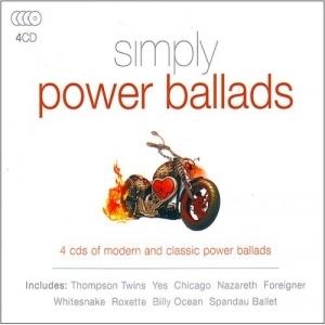 Vários - Simply Power Ballads
