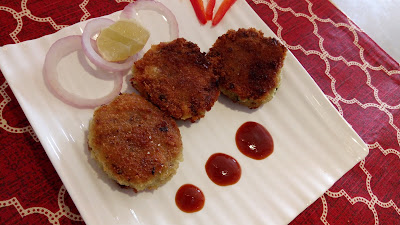 Veg Recipe-Veg Cutlet